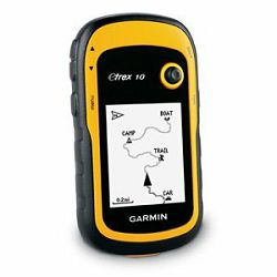 Ručni GPS Garmin eTrex 10