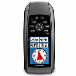 Ručni GPS Garmin GPSMAP 78S (USB, visinomjer, 3-osni kompas, DEM  karta, HR)