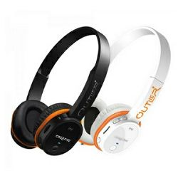 Slušalice Creative OutLier MP3+NFC crne