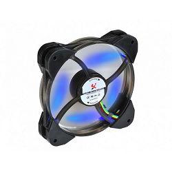 Spire Ledtrax 120mm LED plavi ventilator