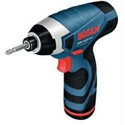 Stezač Bosch GDR 10,8 V-LI, udarni aku