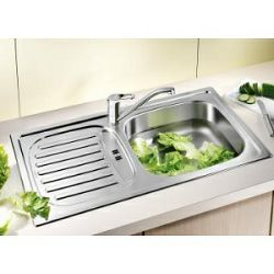 Sudoper Blanco Flex mini inox 18/10 511918