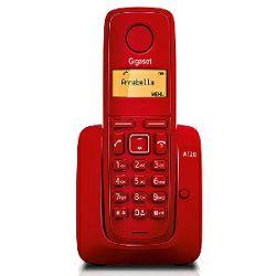 Telefon Gigaset A120 crveni
