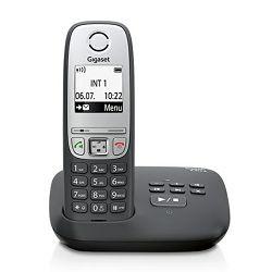 Telefon Gigaset A415A crni
