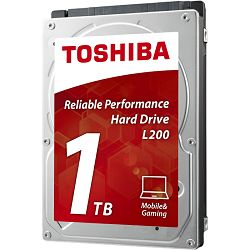 Toshiba L200 1TB, 8MB, 5400rpm, 9,5 mm