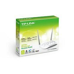 TP-Link TL-WA801ND, 300 Mbps WLAN AP, 2 x 4dBi