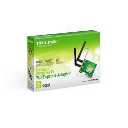 TP-Link TL-WN881ND,WLAN PCIe kartica 300Mbps