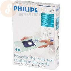 Vrećice za usisavač Philips FC8022/04, Clinic S-Bag