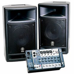 Zvučnici Yamaha Stagepas 300