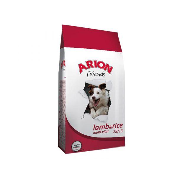 ARION Friends Lamb & Rice Multi-Vital 28/13 - 15 kg