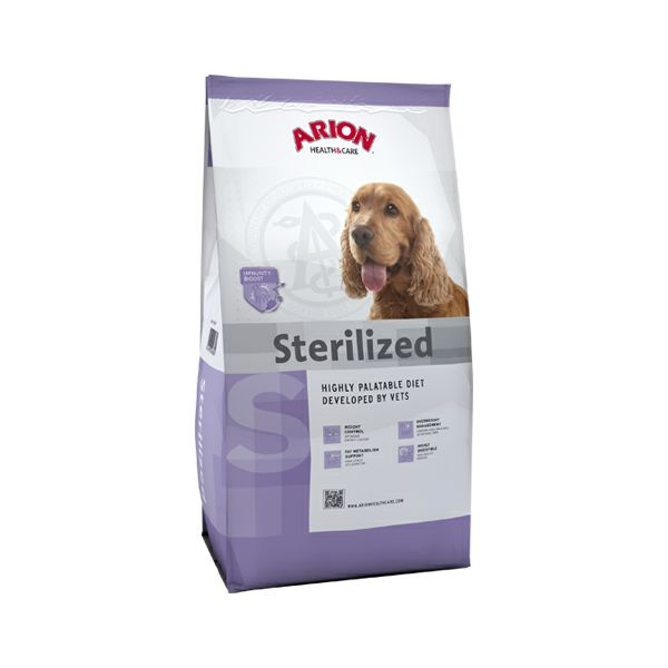 ARION Health & Care Sterilized - 3 kg