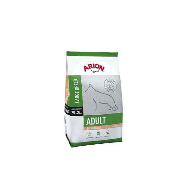 ARION Original Adult Large Salmon & Rice - 12 kg
