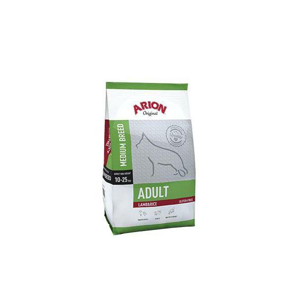 ARION Original Adult Medium Lamb & Rice - 12 kg