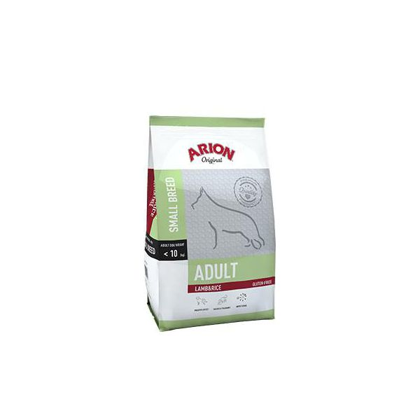 ARION Original Adult Small Lamb & Rice - 3 kg