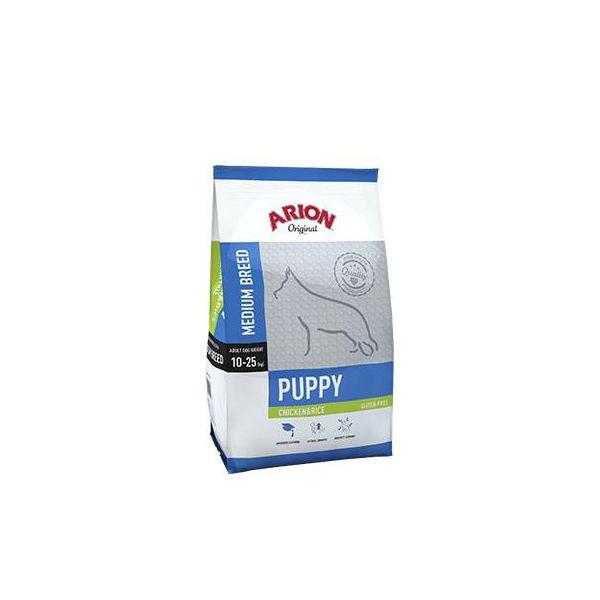 ARION Original Puppy Medium Chicken & Rice - 12 kg