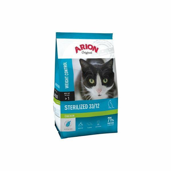 ARION Original Sterilized Chicken 33/12 - 300 g