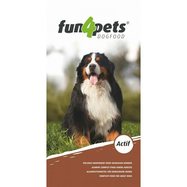 Fun4Pets Actif - 15 kg