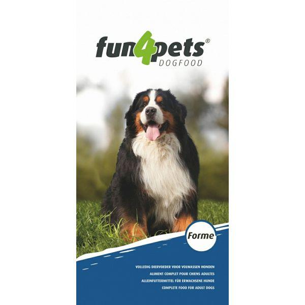 Fun4Pets Forme - 15 kg