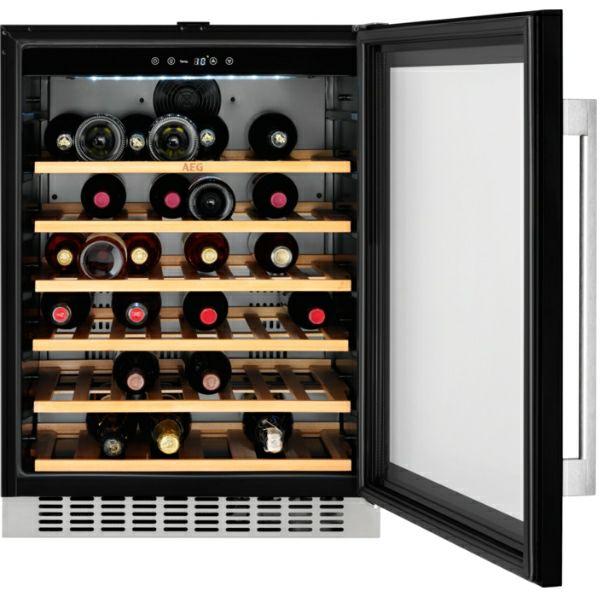 Hladnjak za vino ugradbeni AEG SWB66001DG