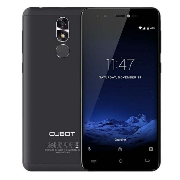 Mobitel Cubot R9 crni